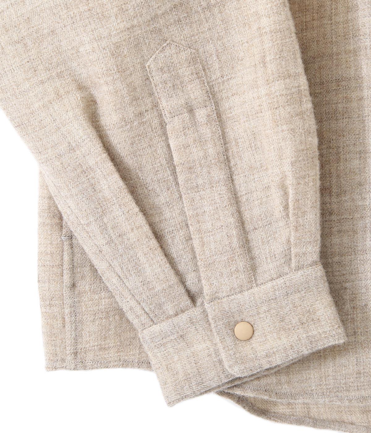 コンフォートシャツ エクストラワイド -wool-