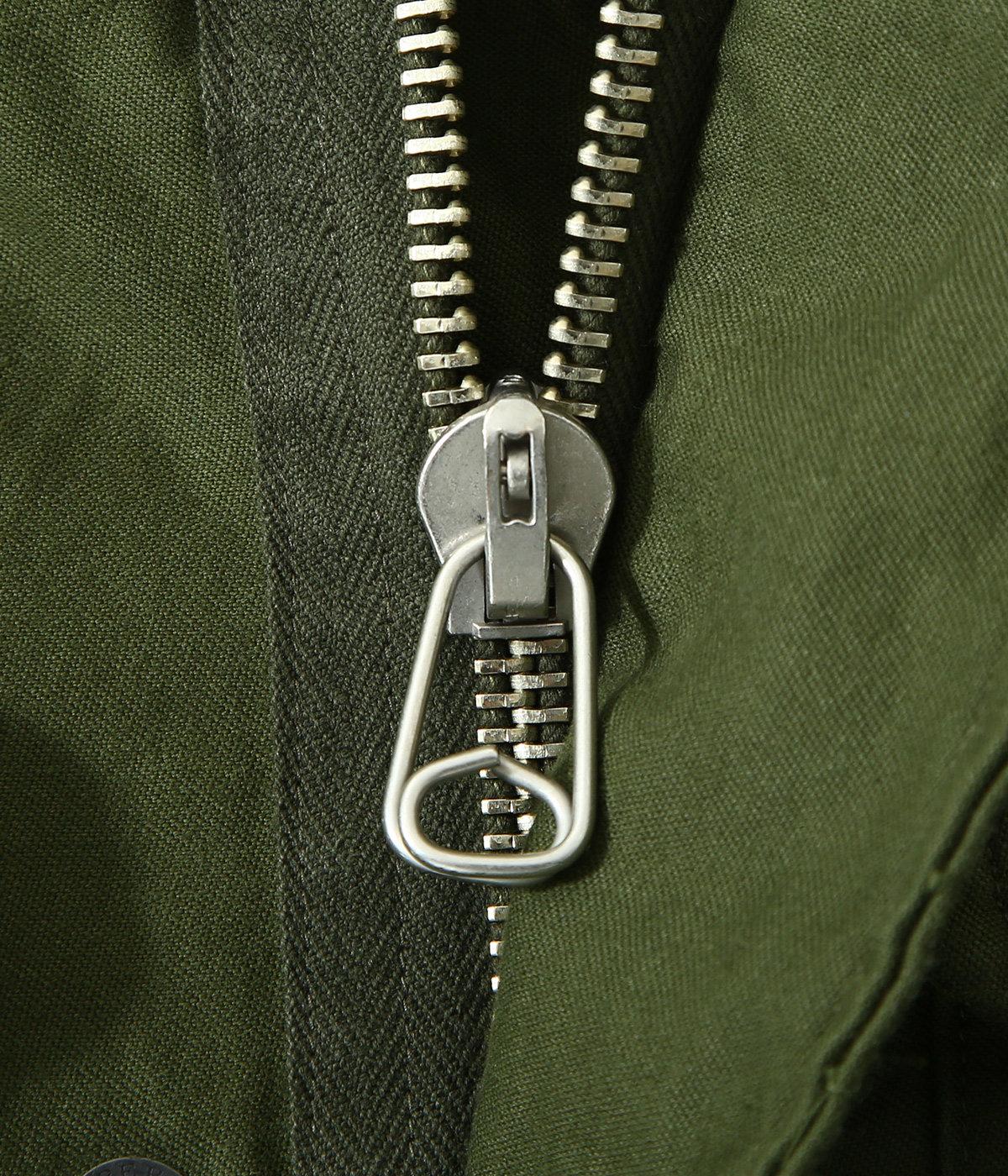 M-65 ジャケット -satin-