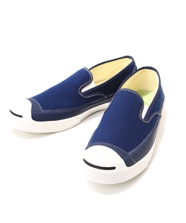 JACK PURCELL CANVAS SLIP-ON
