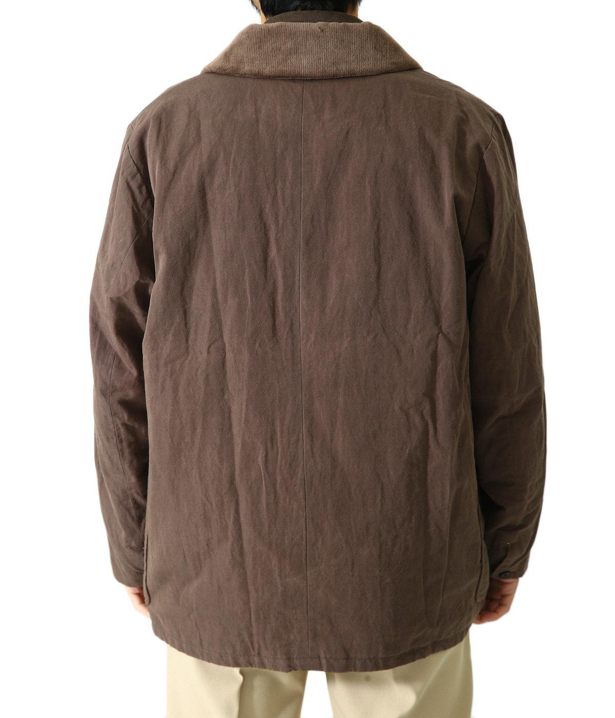 カバーオール オイルドジャケット