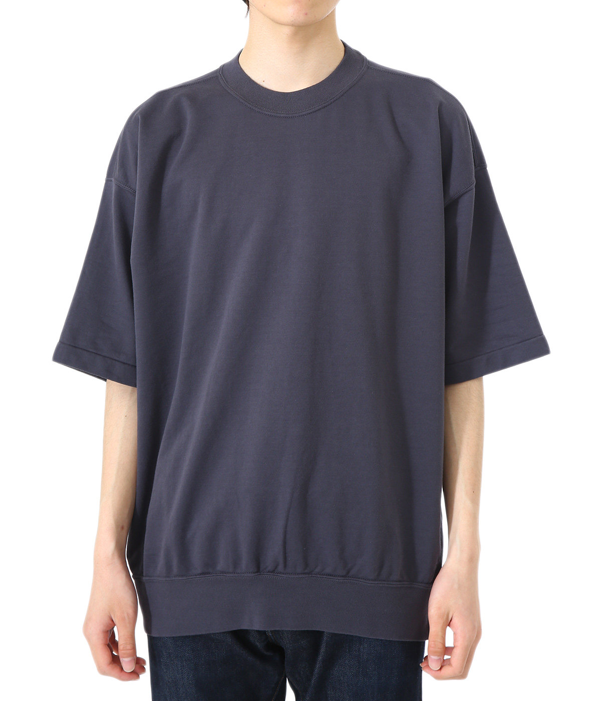 SUPER HIGH GAUGE SWEAT BIG TEE