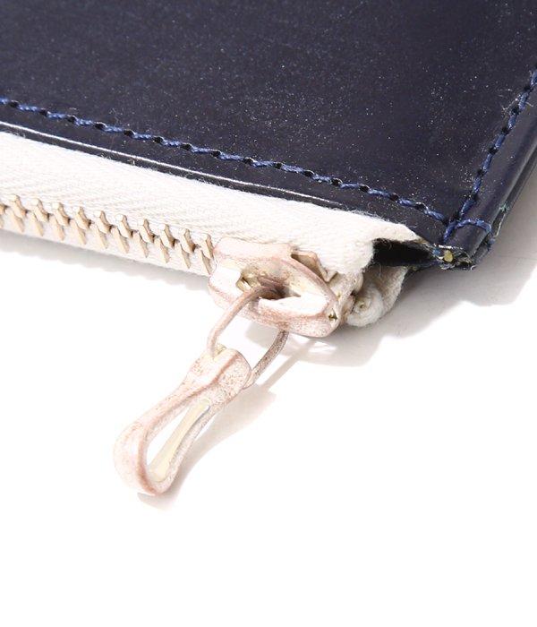 L PURSE(LARGE) Bridle leather