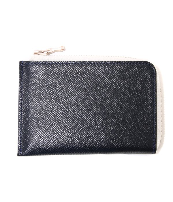 L PURSE (LARGE) Calf leather-キャメル