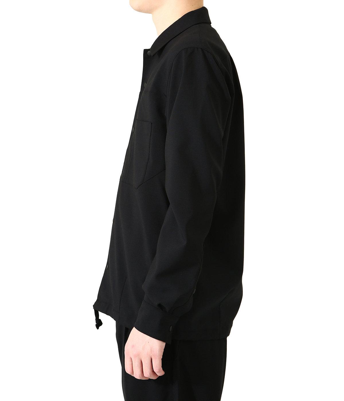 Coach Jacket Shirt