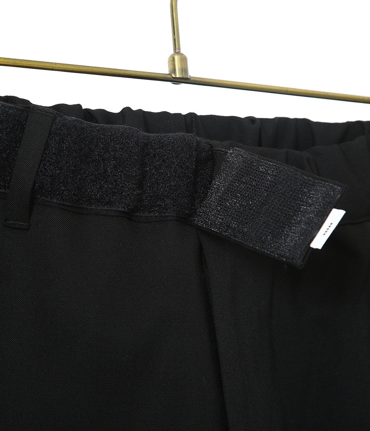 Selvage Wool Cook Pants