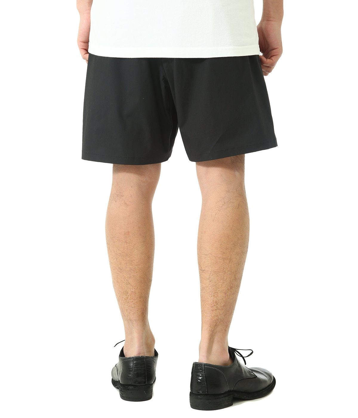 Stretch Typewriter Cook Shorts