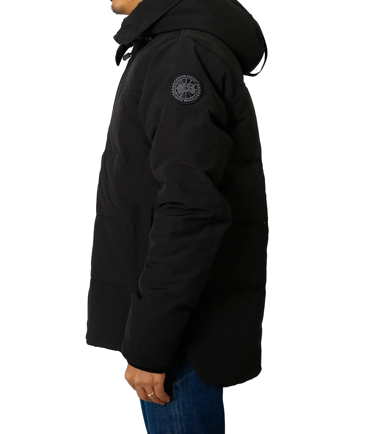 MACMILLAN PARKA BLACK LABEL