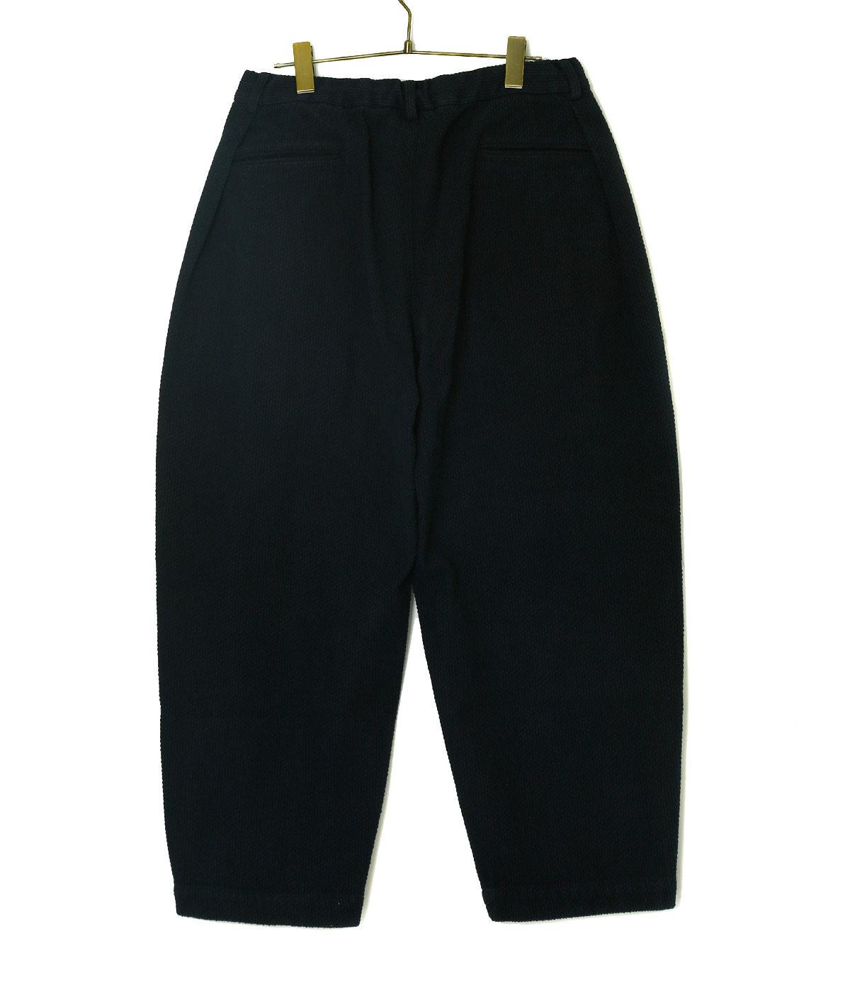 W-Tuck Pants / SASHIKO