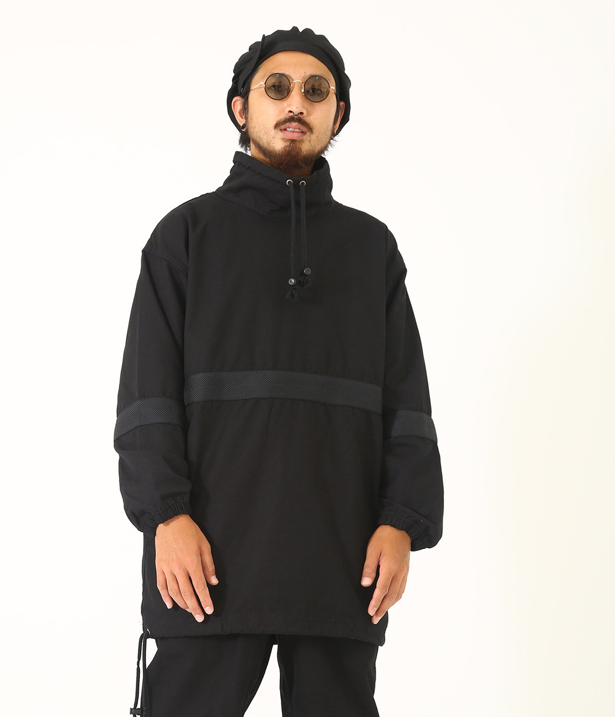 DUCK NECK PULLOVER