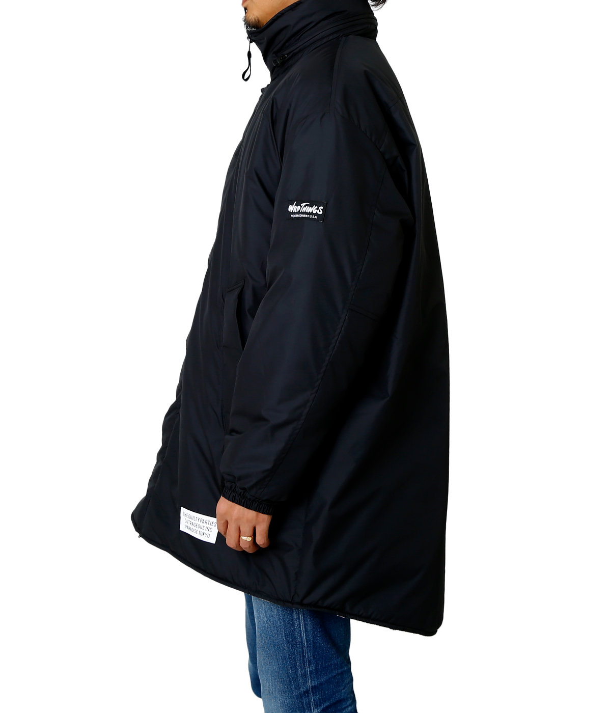 WILDTHINGS / MONSTER PARKA ( TYPE-1 )