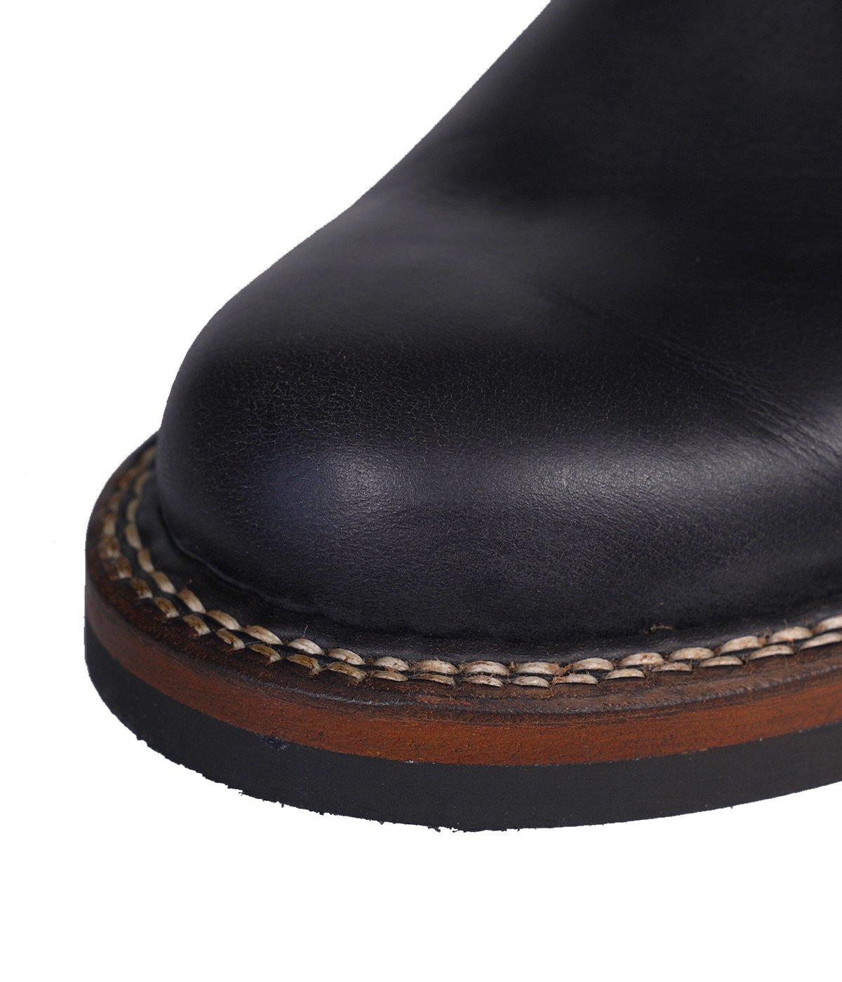 SEMI DRESS CHROMEXCEL(ブラッククロムエキセル/ハトメ:カッパー )