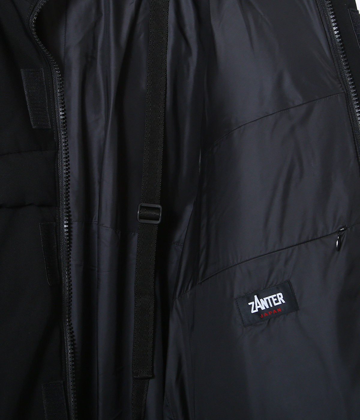 Zanter for Graphpaper Down Jacket
