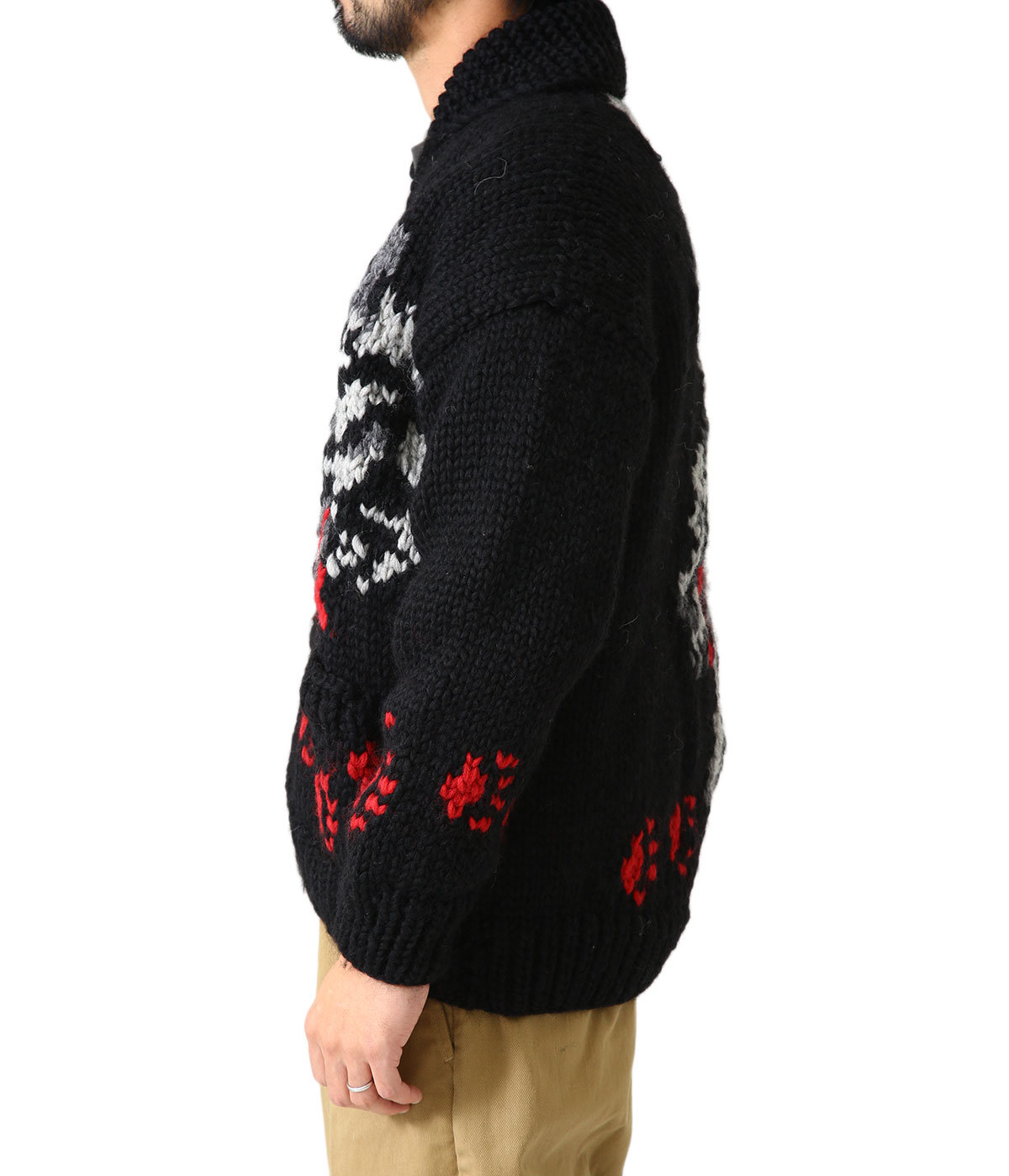 【ONLY ARK】別注 ウルフ Black/Light Grey/Red