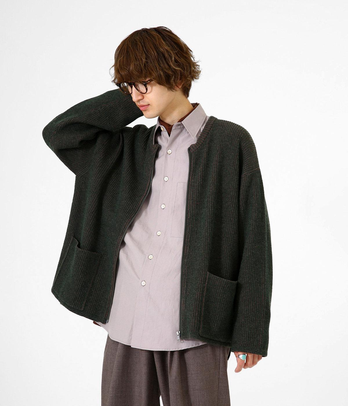 【ダークグリーン】KANZAWA ( 181㎝/60㎏ ):L