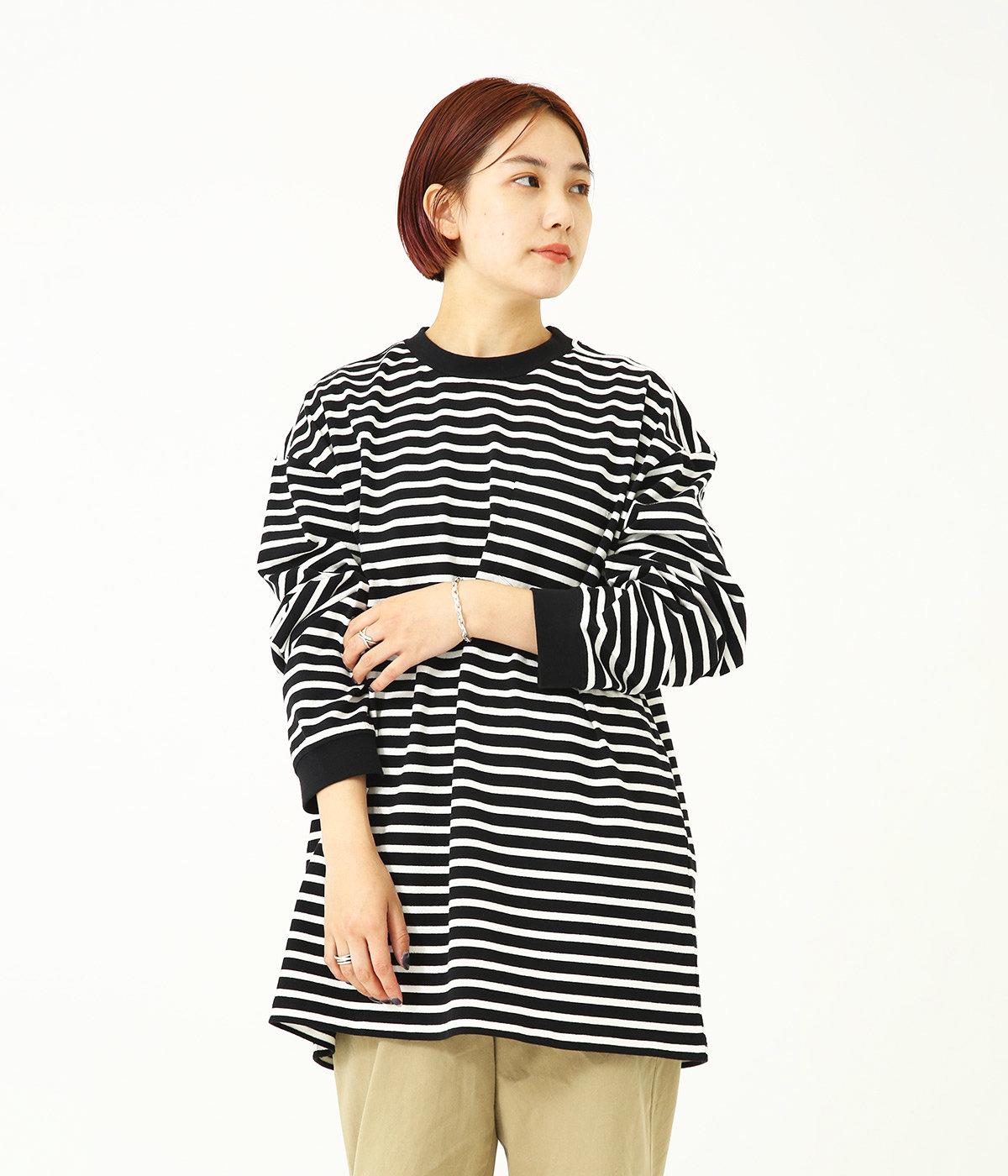 【ブラック/ホワイト】NARUMI ( 158cm )