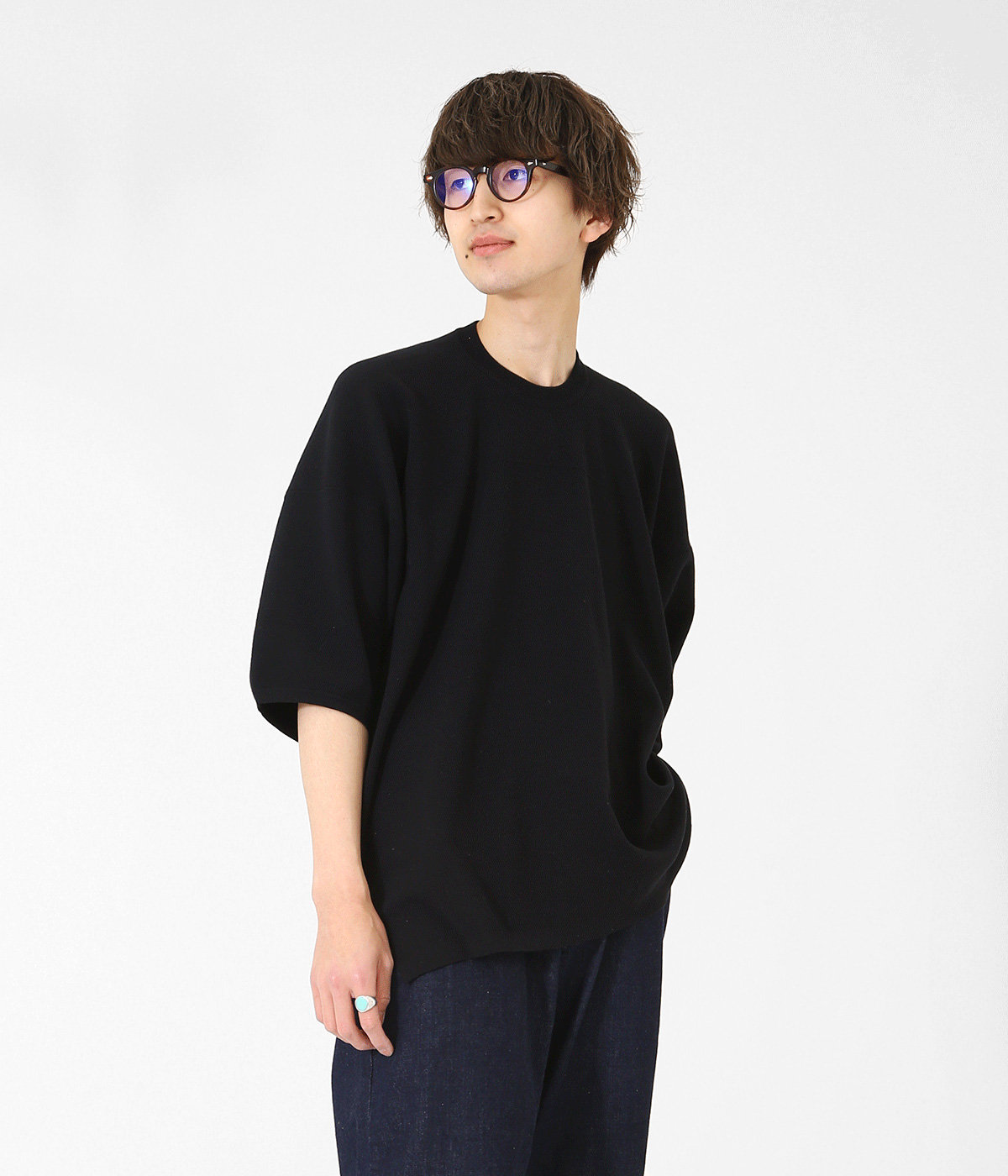 【ブラック】KANZAWA ( 181㎝/60㎏ ):フリーサイズ(ワンサイズ)