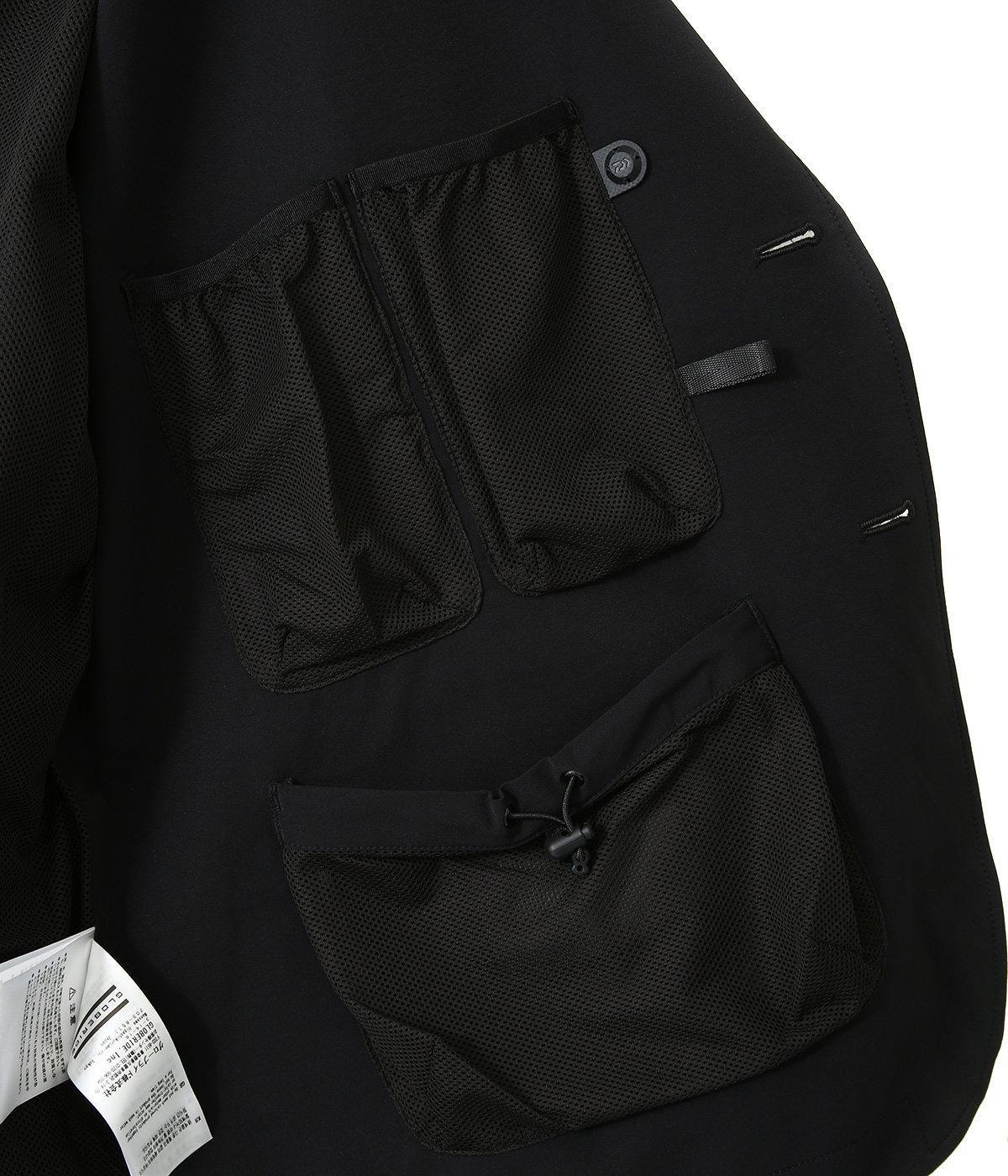 Loose Stretch 2B Jacket