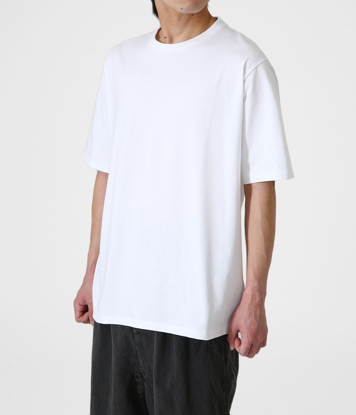 【予約】PACK T-SHIRT(DEGREASE COTTON)