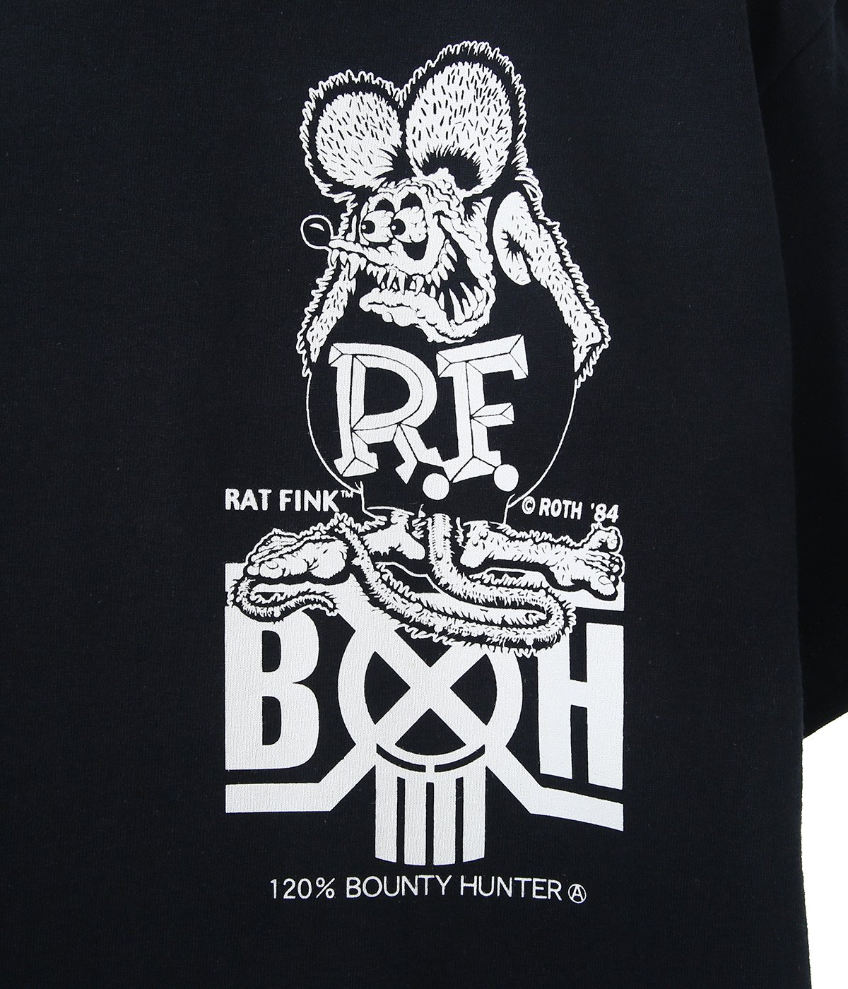 B×H / RATFINK / Tee