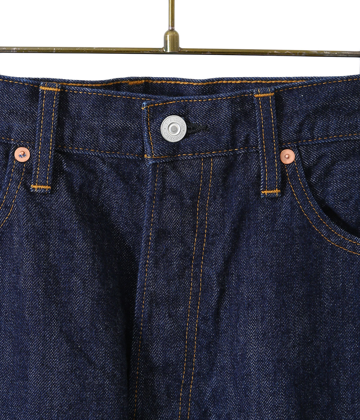 SD 5P DENIM PANTS 960 One Wash