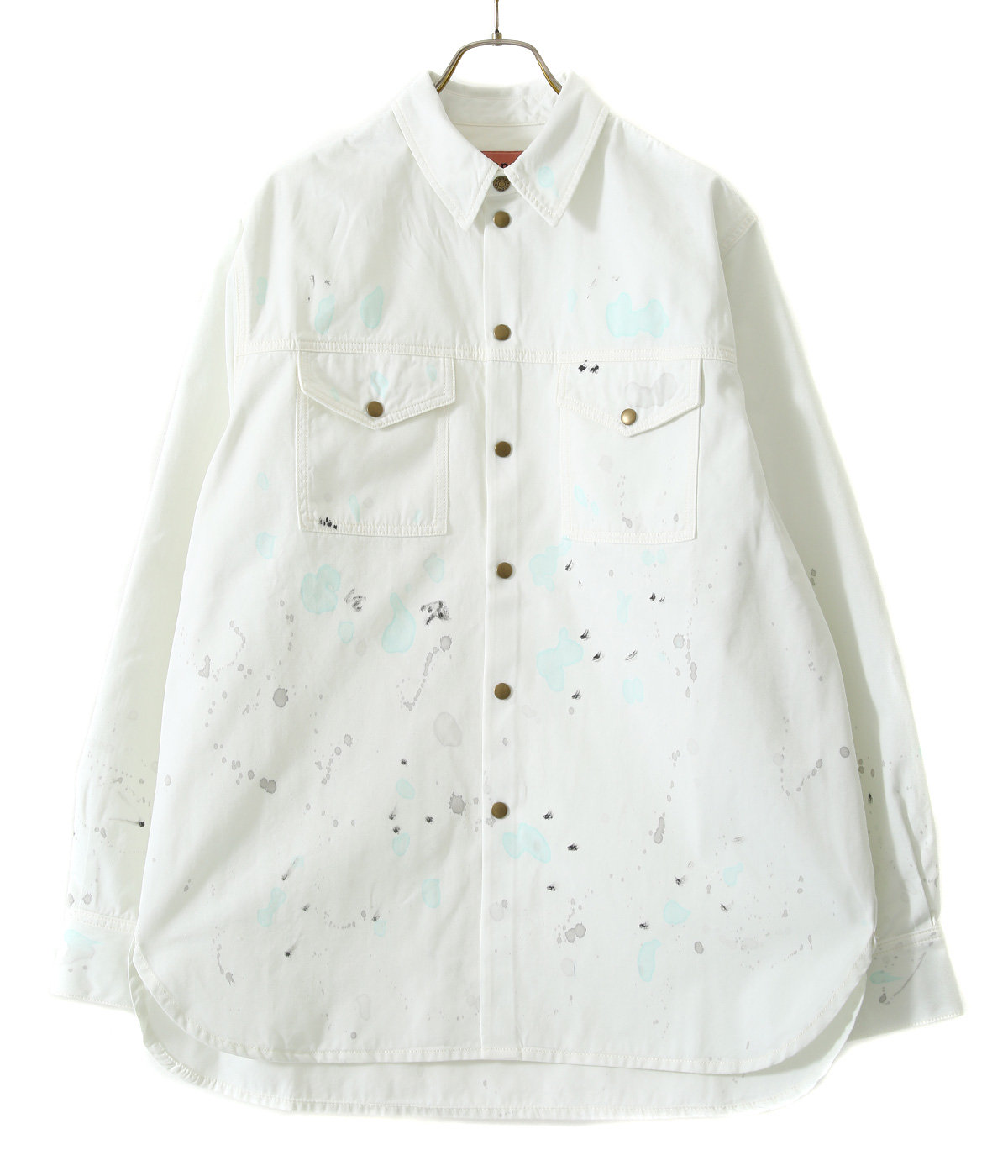OVERSHIRT UNI PAINTER SHIRTS
