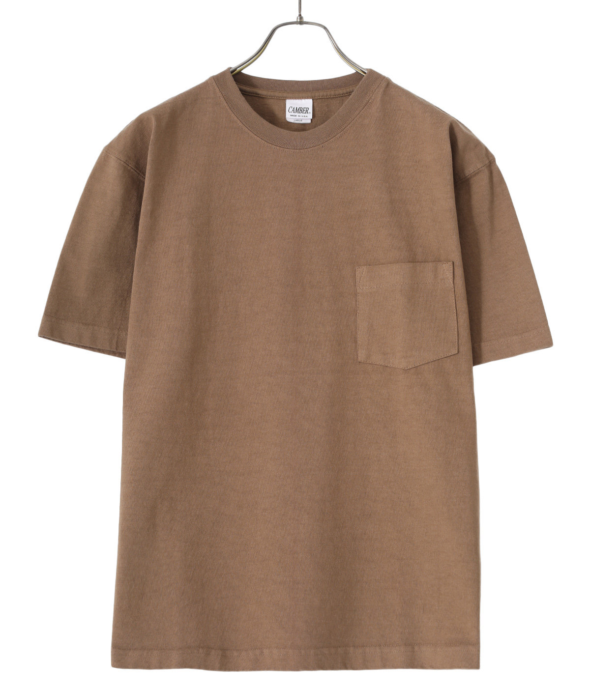 【別注】8oz MAX WEIGHT POCKET T-SHIRT(S、M、L、XLサイズ)