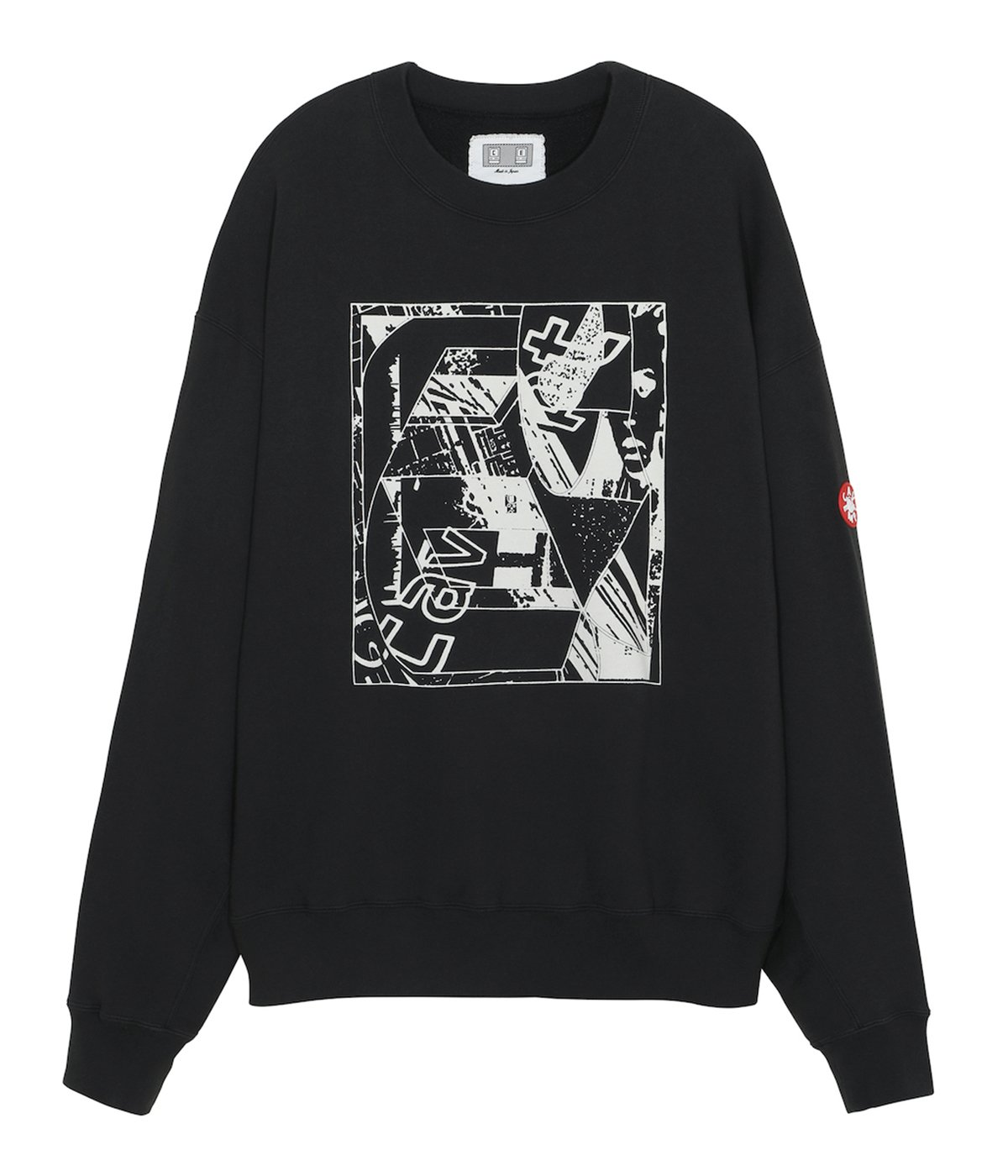 PRODUCTION AND CONSUMPTION CREW NECK