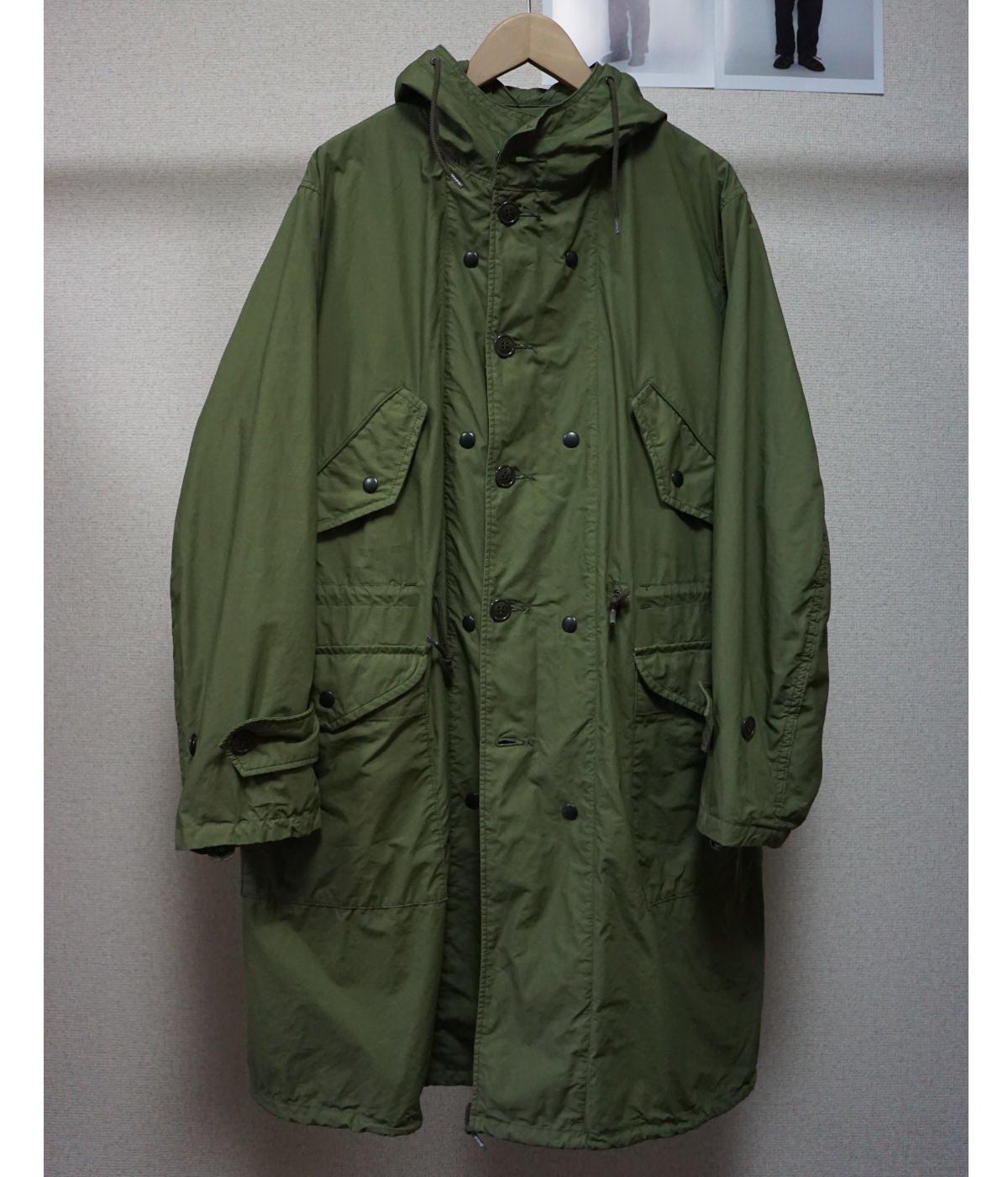 【予約】M-47 PARKA COAT