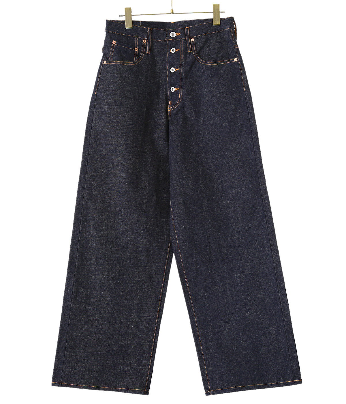 【予約】CLASSIC DENIM PANTS