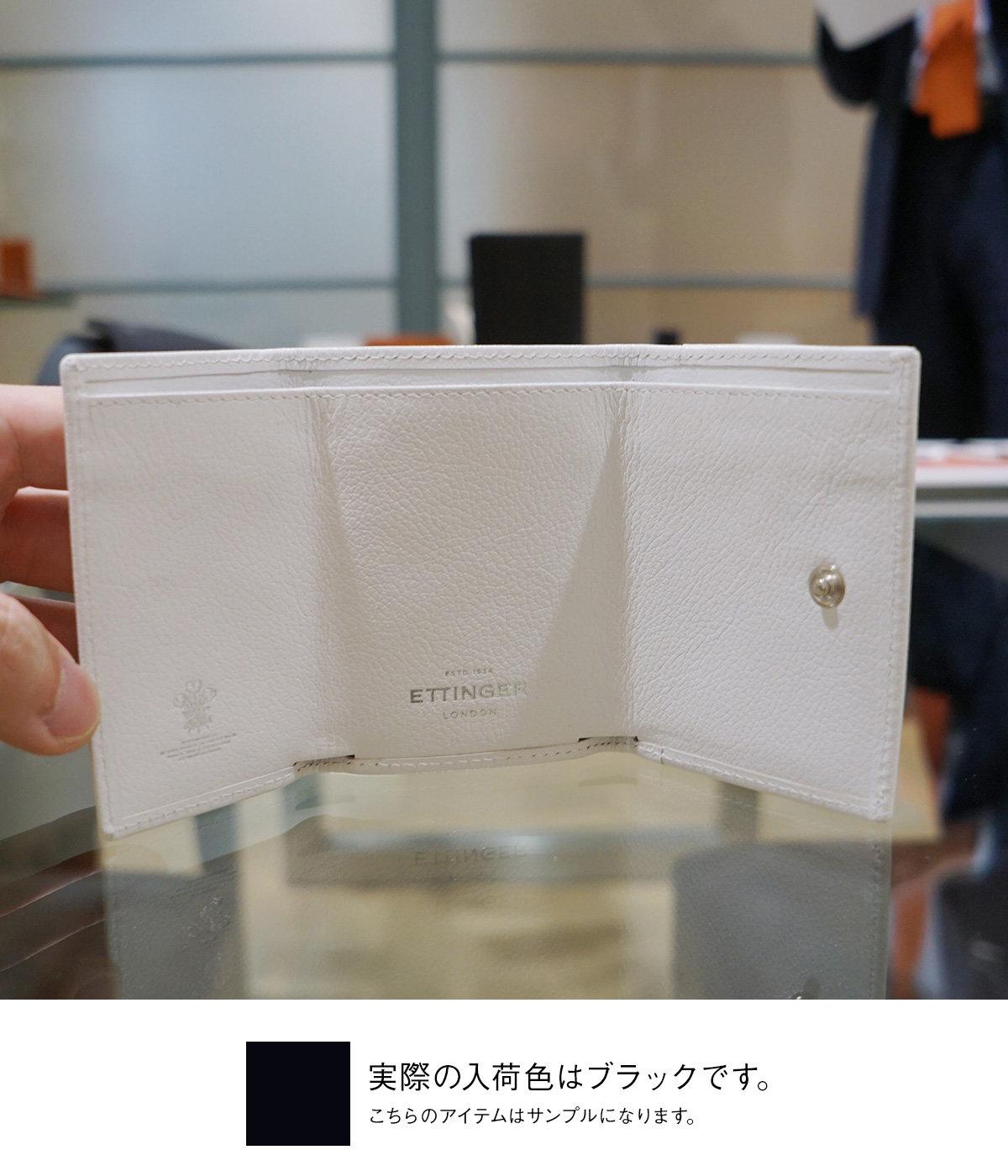 【予約】3Fold Wallet with Coin Purse ( 2020FW NEW MODEL ) 三つ折り財布