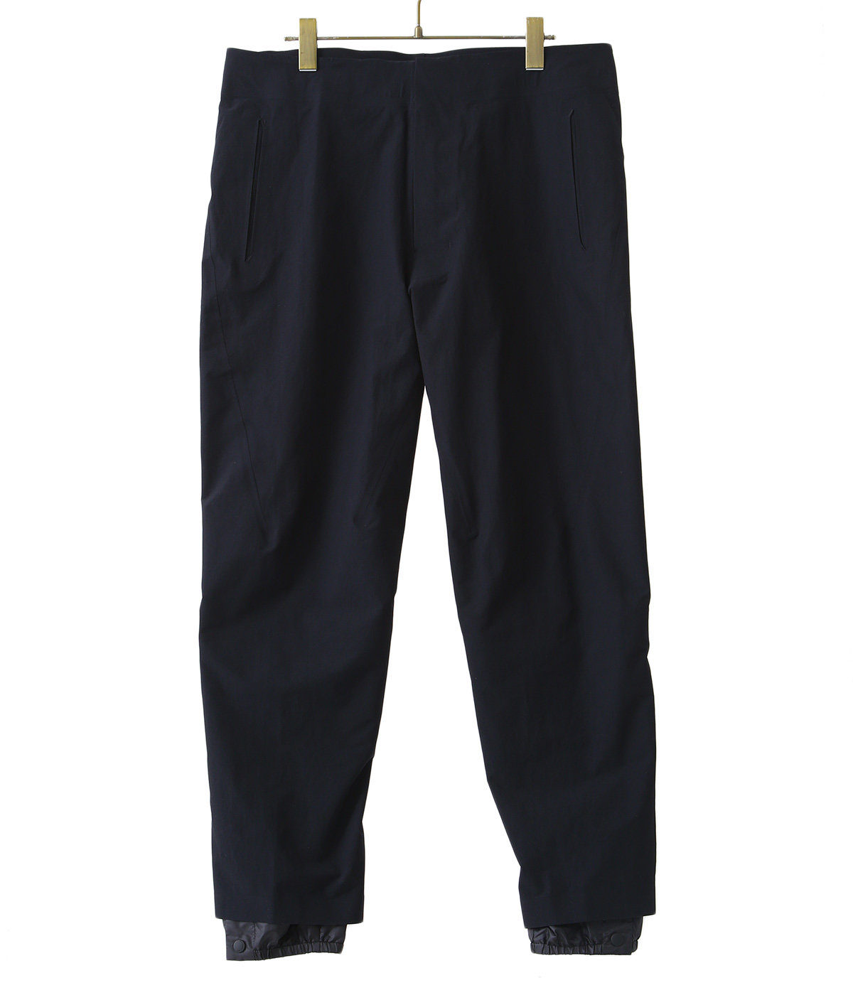 LAYERED GAITER RELAXED FIT PANTS