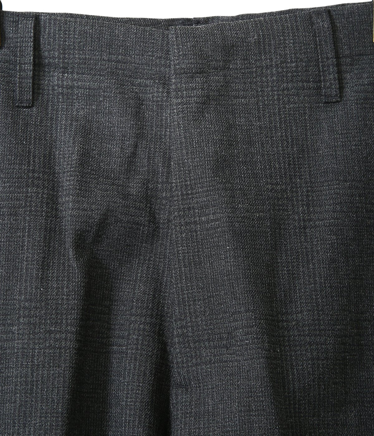 WOOL MIX PANTS