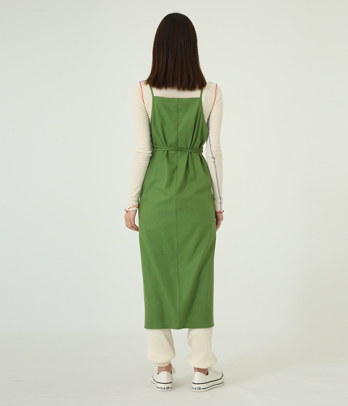 【レディース】YUMI APRON DRESS