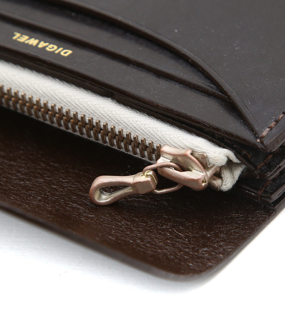 GARSON PURSE -Bridle leather-