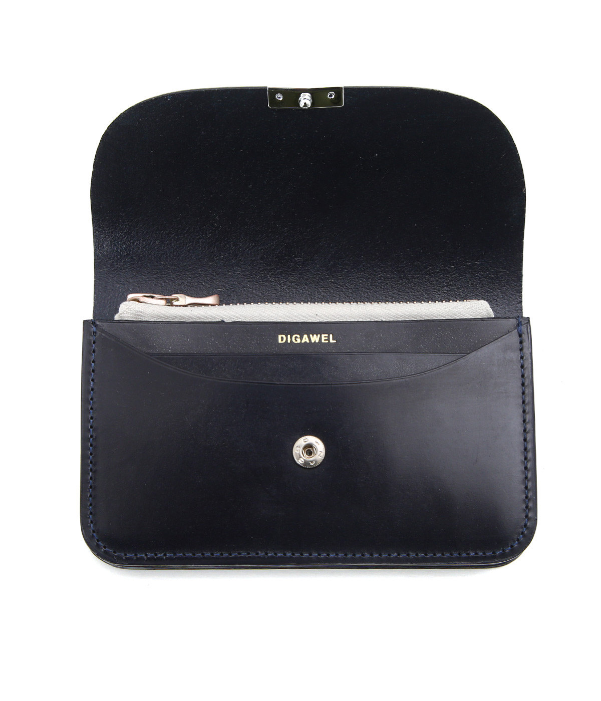 GARSON PURSE -Bridle leather-