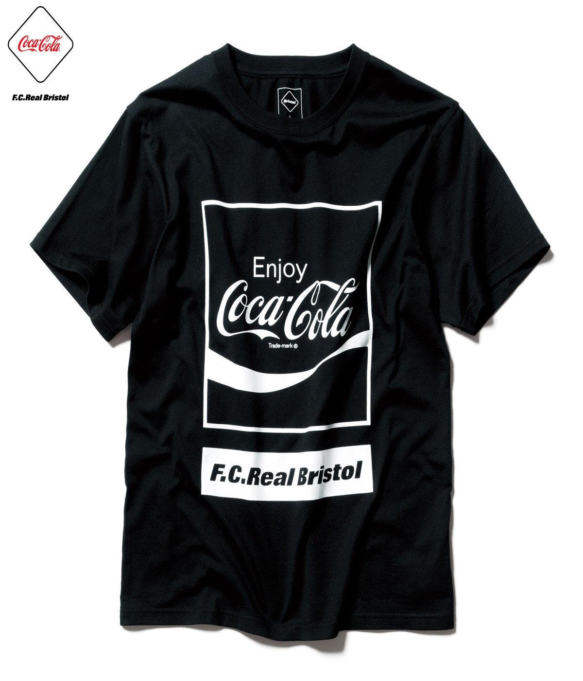 COCA-COLA BOX LOGO TEE