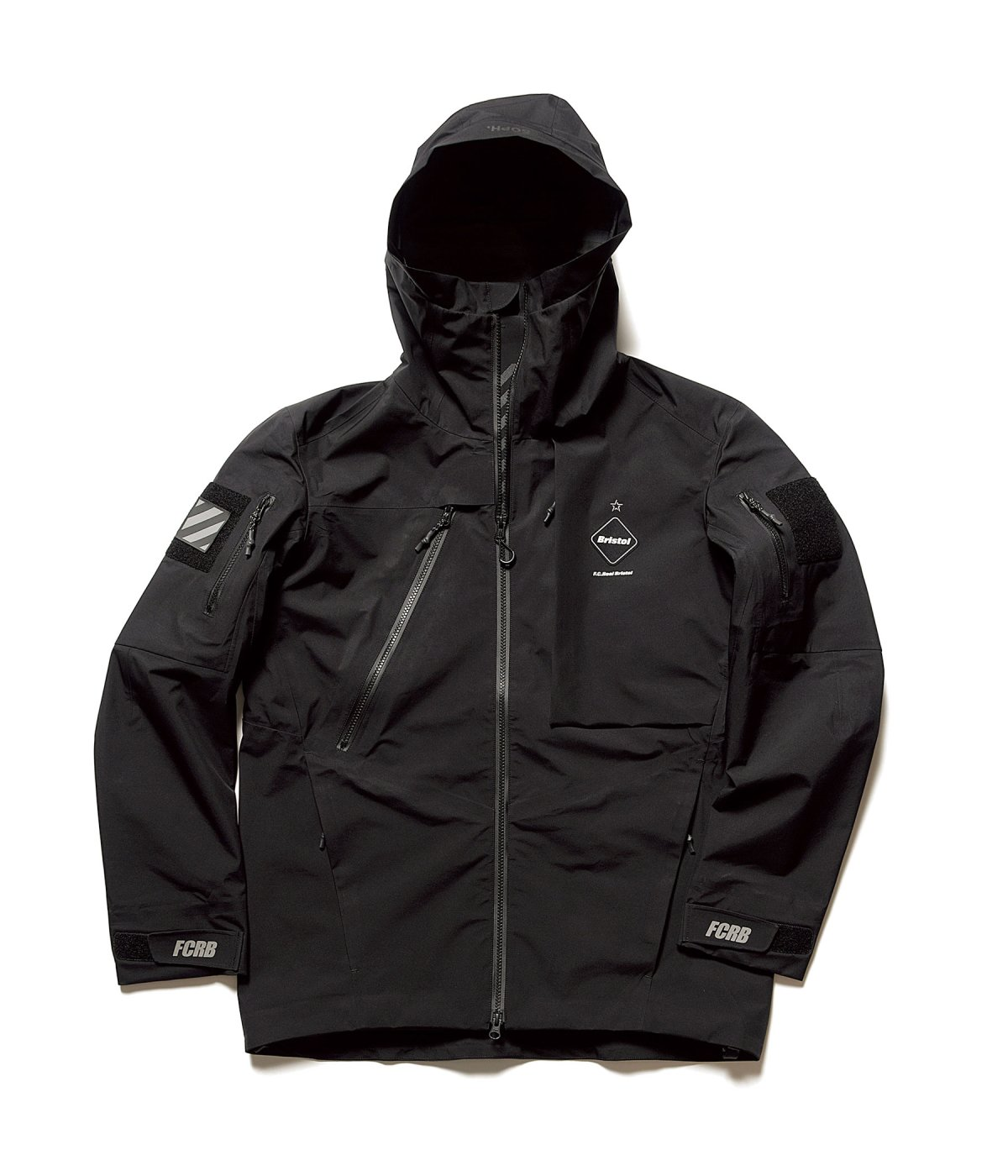 WARM UP JACKET