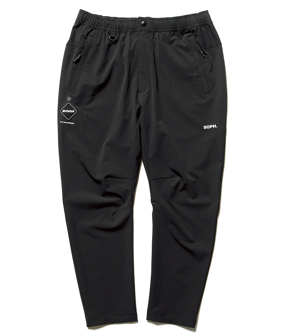 EASY TAPERED PANTS