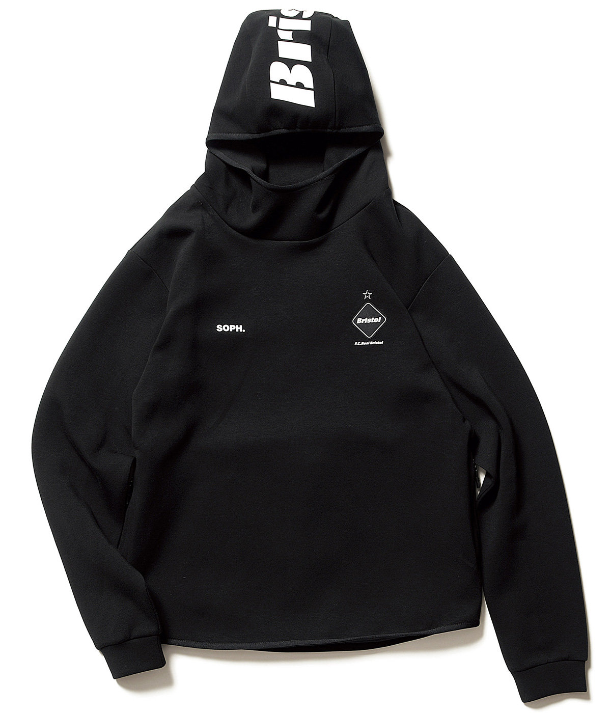 SWEAT TRAINING  HOODIE