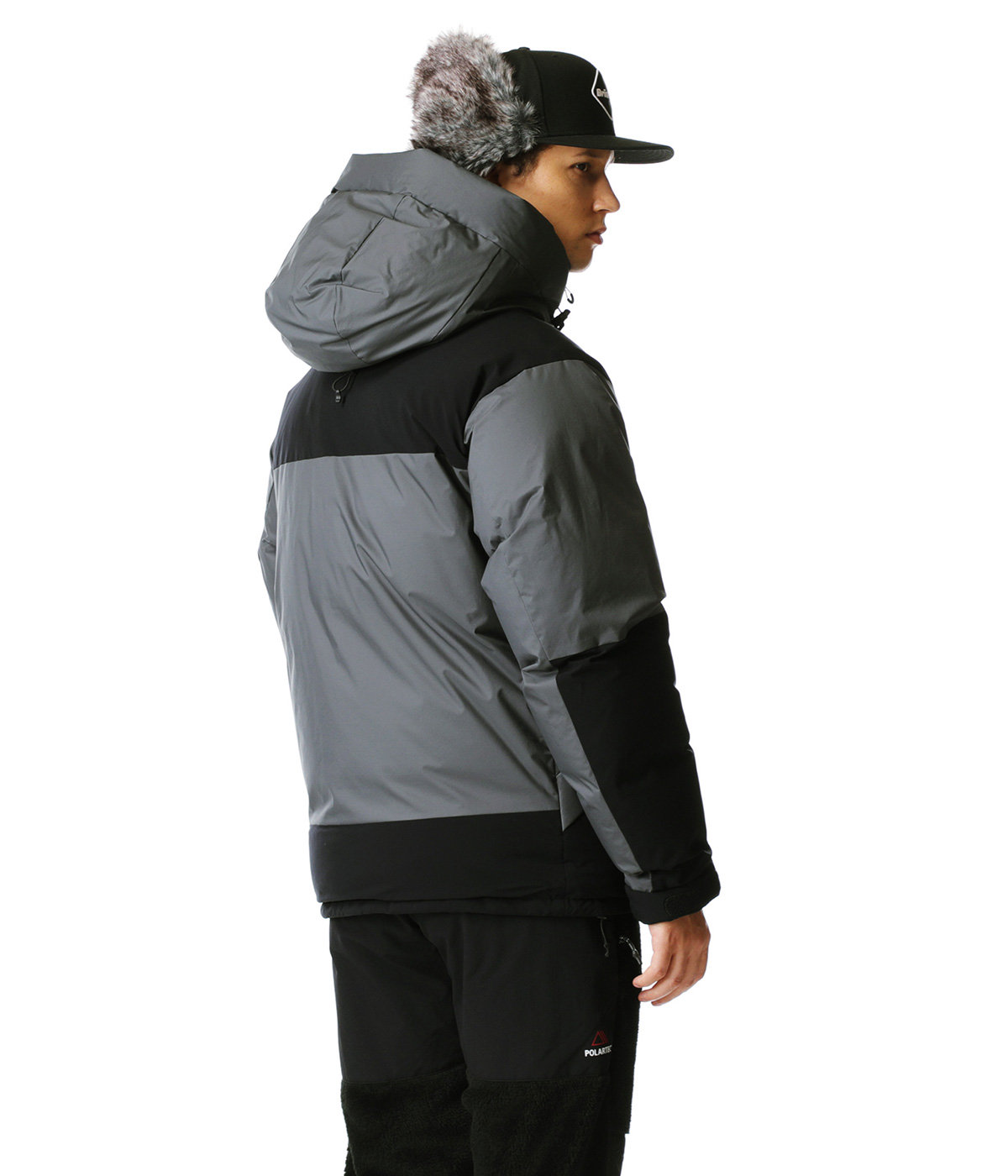 DOWN BENCH PARKA