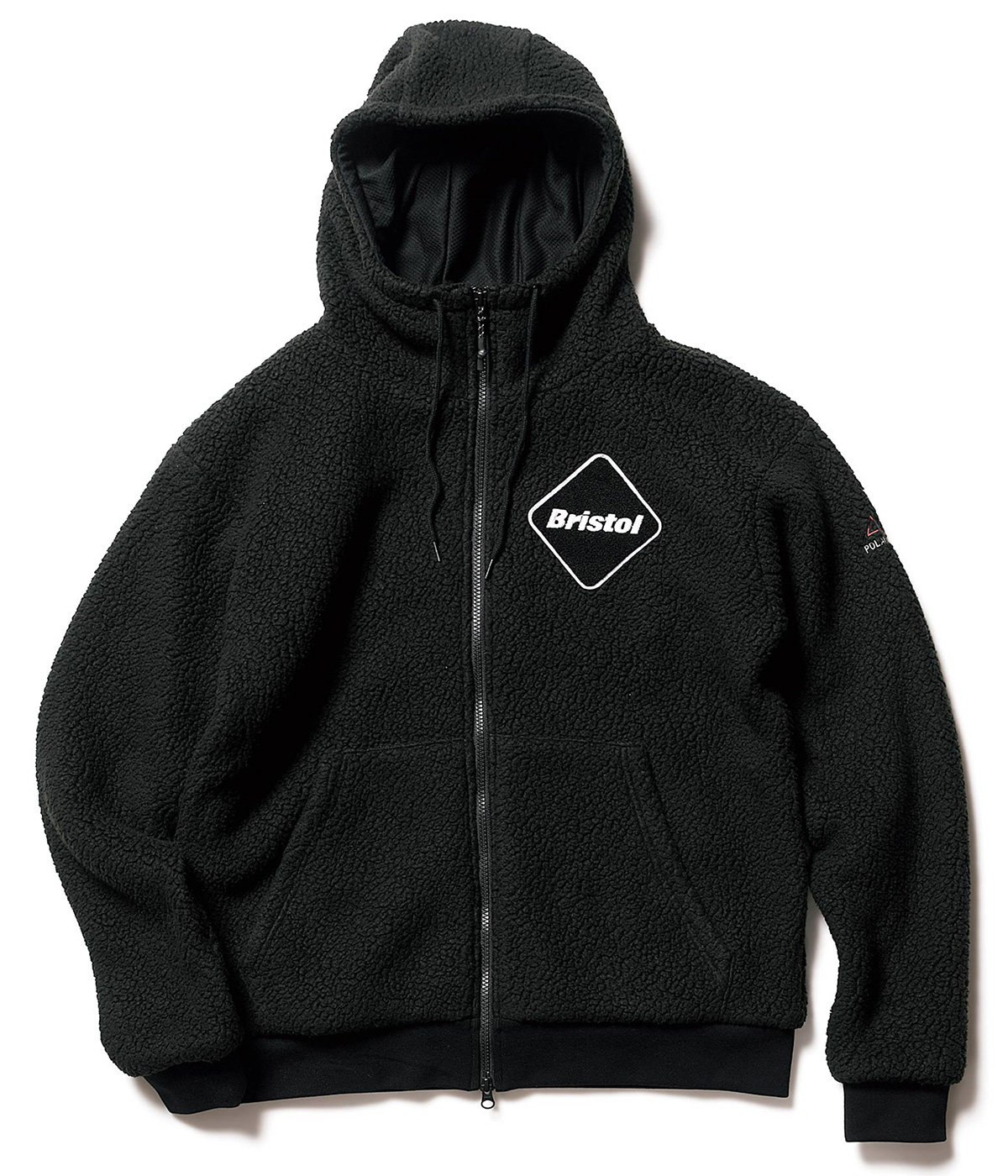 POLARTEC BOA FLEECE BIG STAR HOODIE