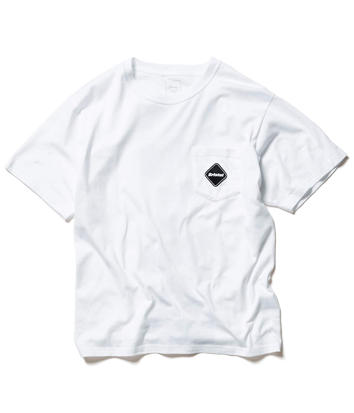 BIG LOGO POCKET TEE