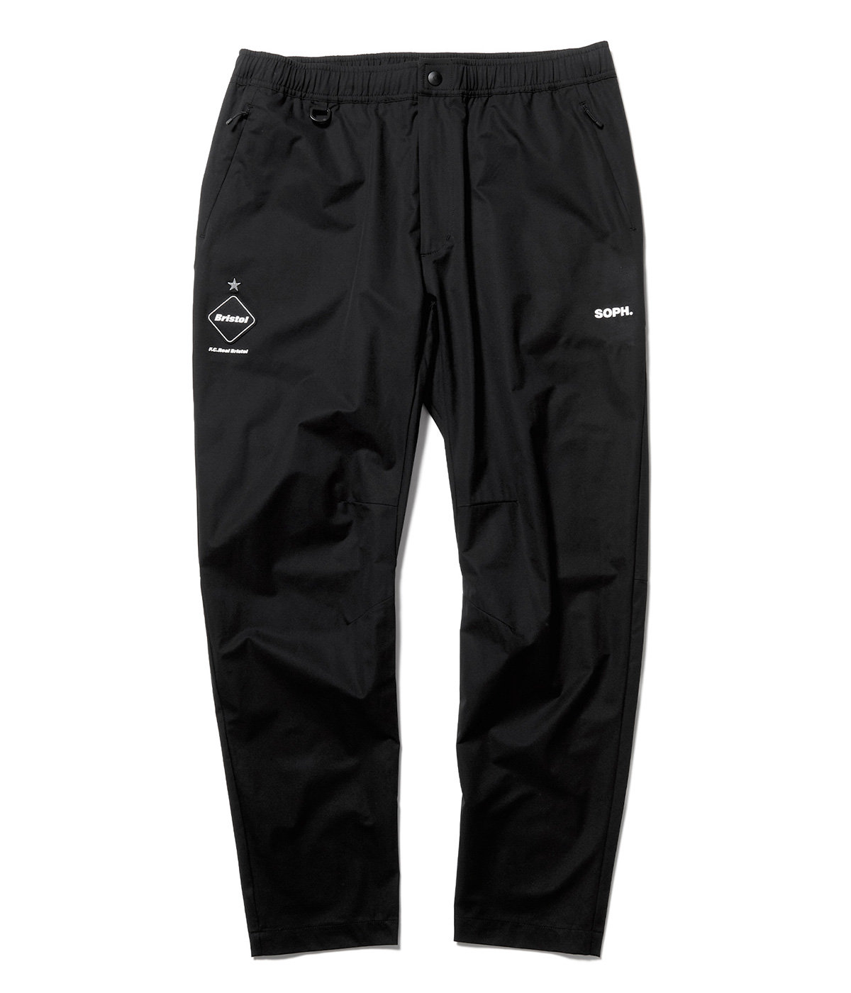 4WAY STRETCH EASY TAPERED PANTS