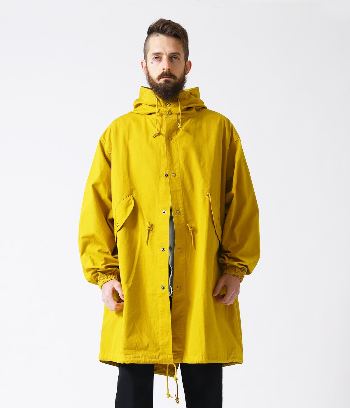 COTTON WEATHER SNOW PARKA