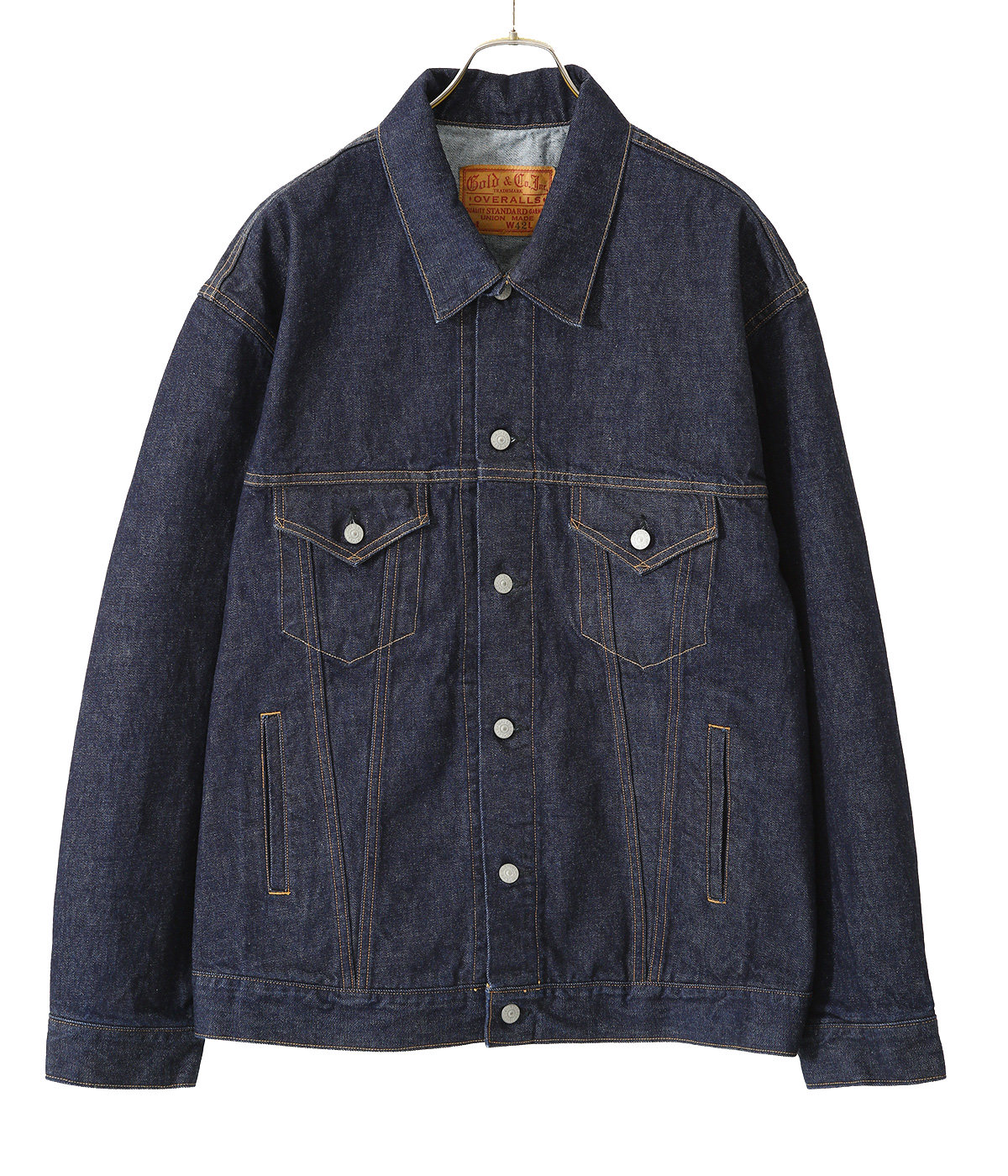 【予約】14oz. DENIM JACKET