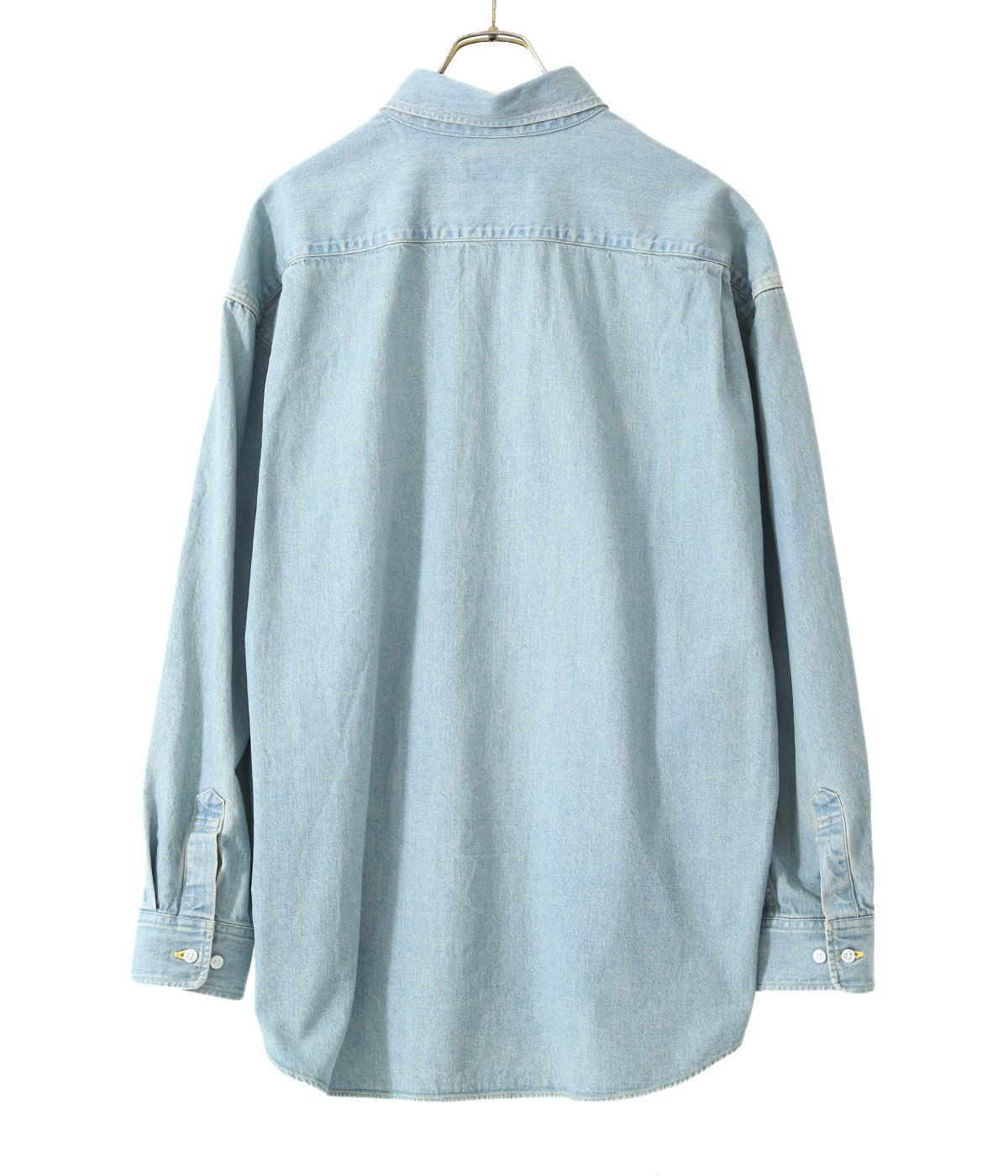 【予約】10oz. DENIM BIG SHIRT