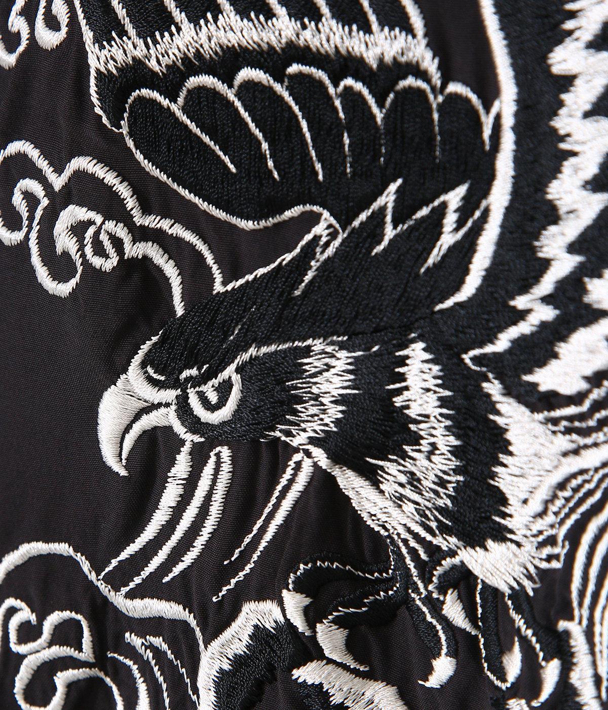 """RAYON SUKA SHIRT """"WHITE EAGLE"""""""