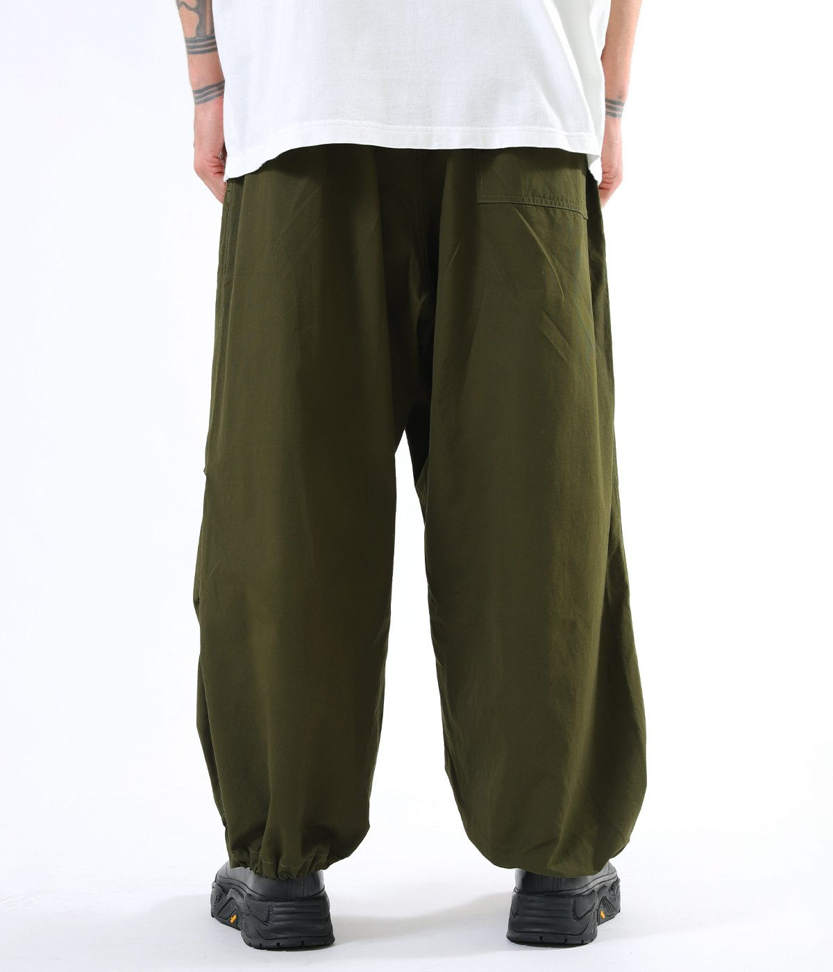 COTTON WEATHER OVER PANTS