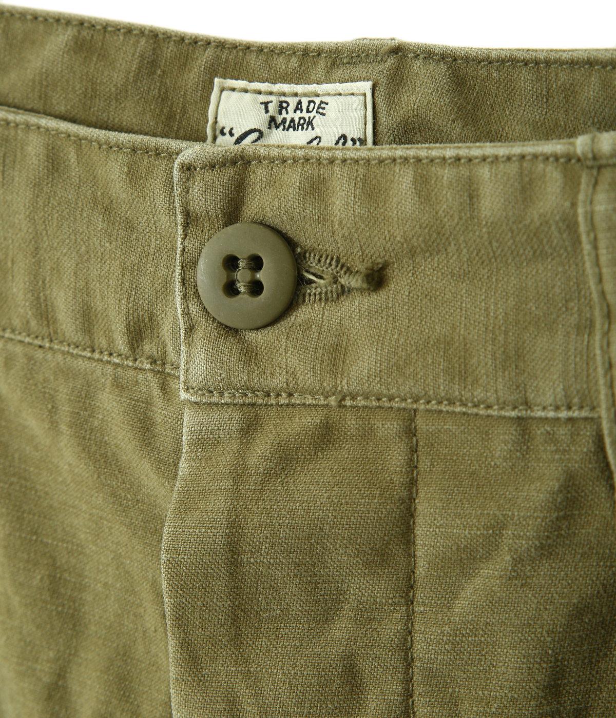 HEAVY BACKSATIN U.S.A.F. UTILITY PANTS