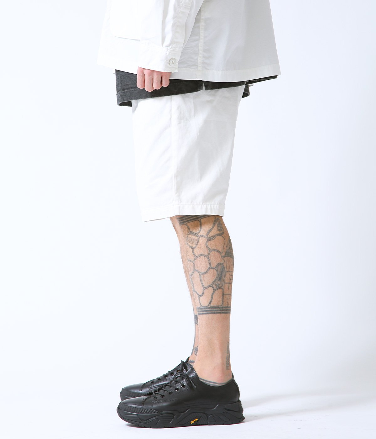 WEAPON 2TUCK SHORTS